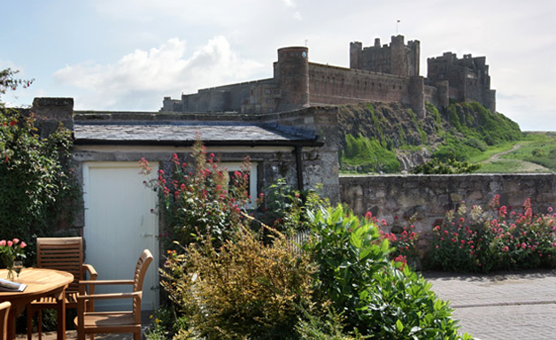 Pepperclose cottage in Bamburgh